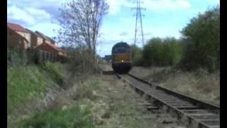 Remains of British Rail
