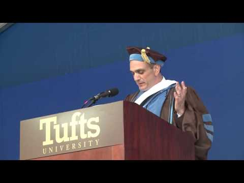 Tufts Commencement 2016: Hank Azaria Voices