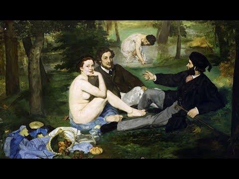 Delight or Despair at the Moulin de la Galette - Lecture 1 - Ancient Greece or Modern Paris?