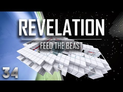 FTB Revelation EP34 NuclearCraft Fission Reactor