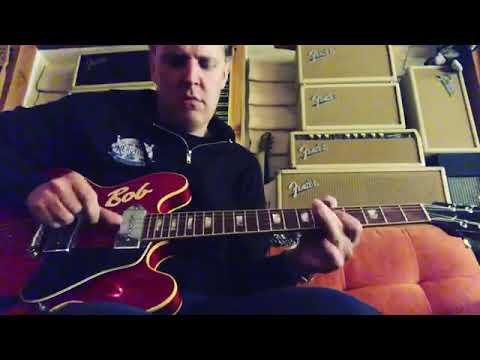 Joe Bonamassa Jamming at Home on some Light Strings - 06-16-18