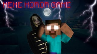 Monster School: HEHE HORROR GAME CHALLENGE - Minecraft Animation