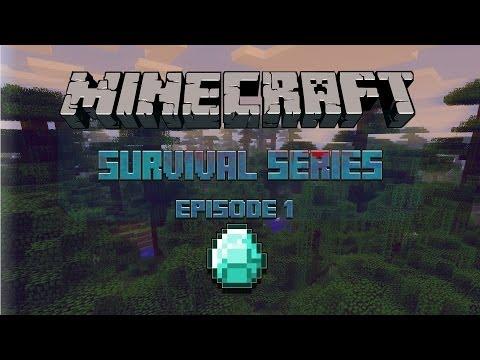 Minecraft Survival Επεισόδιο 1 : Η Αρχή