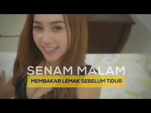 Membakar Lemak Sebelum Tidur | Senam Malam Eps 63 | MESSYA Iskandar thumbnail