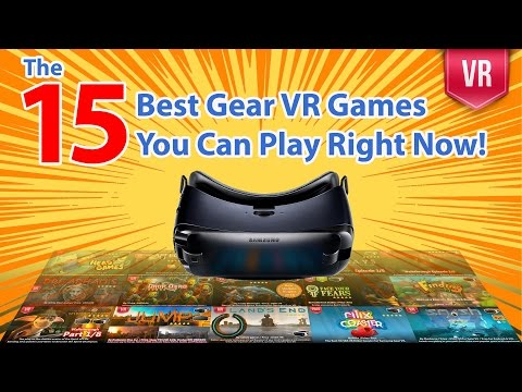 The 15 Best Samsung Gear VR Games You Can Play Right Now