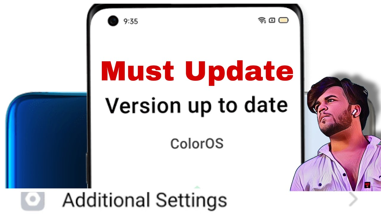 OPPO phone new software update