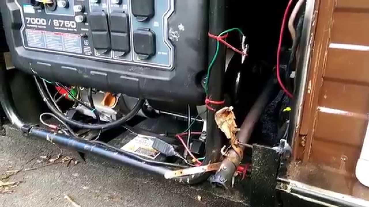 30 Amp Generator Plug Wiring Diagram Get Free Image About Wiring