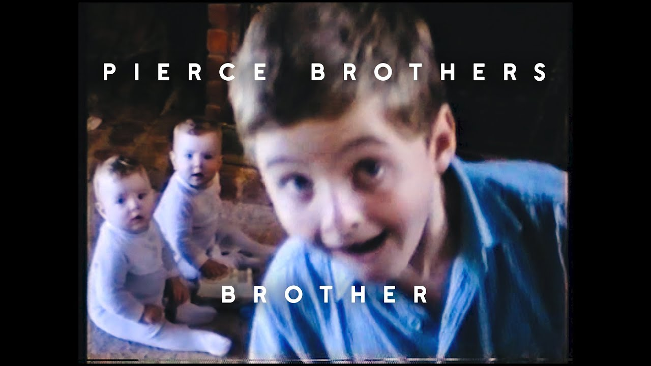 Video: PIERCE BROTHERS release new single 'Brother'