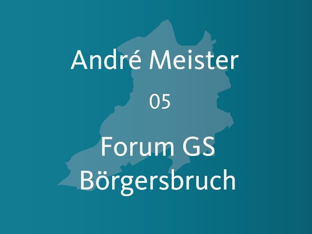 Andre Meister