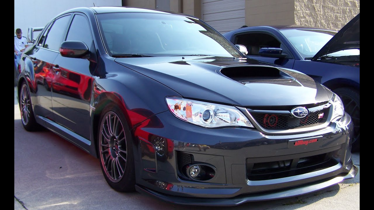 2012 subaru impreza sti - youtube