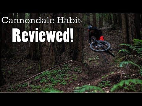 Review: Cannondale Habit Carbon 3