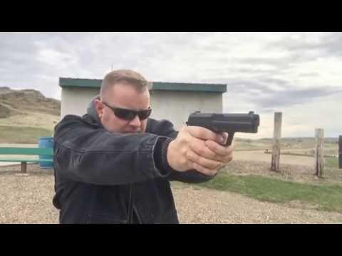 Handgun Recommendation: HK USP 9mm