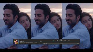 afeemi [slowed + reverbed] sanah moidutty & jigar saraiya