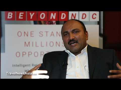 Airline Distribution - Rakesh Narayanan Of Sabre Travel Solutions Interview At IATA AIR Symposium