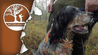 Bushcraft Sweden: Ep04 - Hunting Capercaillie & Black Grouse