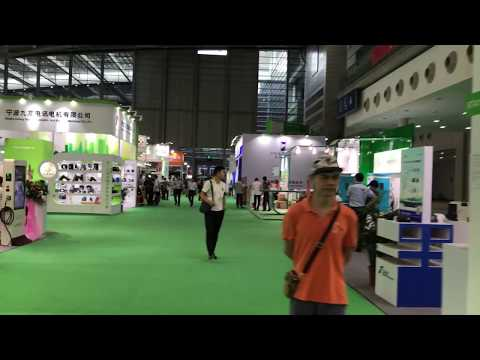 Shenzhen Electric vehicle supply equipment exhibition 2017 exclusive by Goevnts