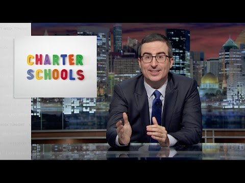 Charter Schools: Last Week Tonight with John Oliver (HBO)