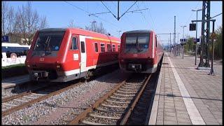 Abfahrt IRE 3040 mit VT611 Erzingen(Baden)