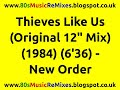 "watch he video of Thieves Like Us (Original 12"" Mix) - New Order 