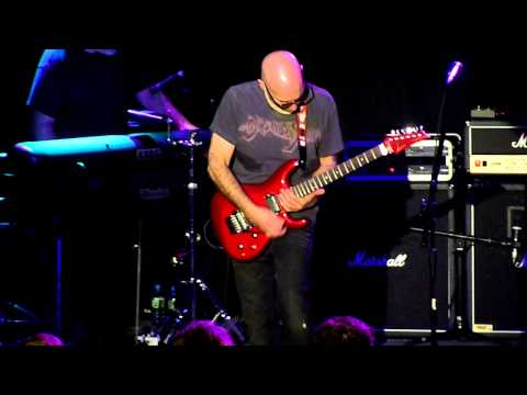 Joe Satriani - Wind In The Trees Vicar St Dublin Ireland