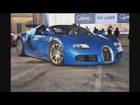 Slideshow with fast Cars at Monte Carlsberg 2010