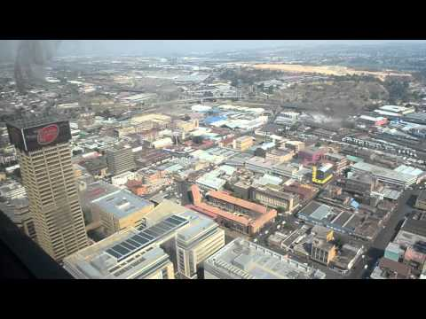 View 2 from ToP of Africa, Johannesburg on 10 Oct, 2015