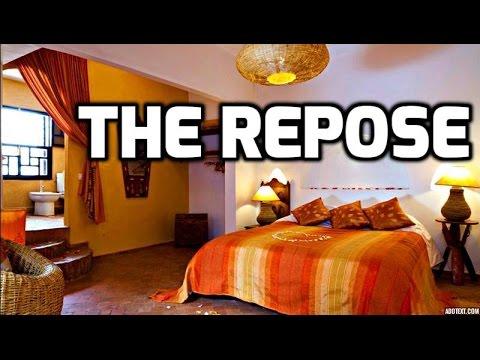 The Repose, Sale, Morocco #HotelReviews