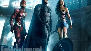 Dawn Of Justice  vs Justice League Batsuit