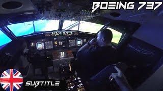 Boeing 737 Vs Kamionos