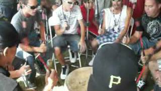 Download Loud Eagle singers - Brokenhead powwow 2010 MP3 song and Music Video