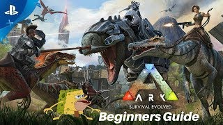 ARK: Survival Evolved PS4 Day 1 Beginner's guide
