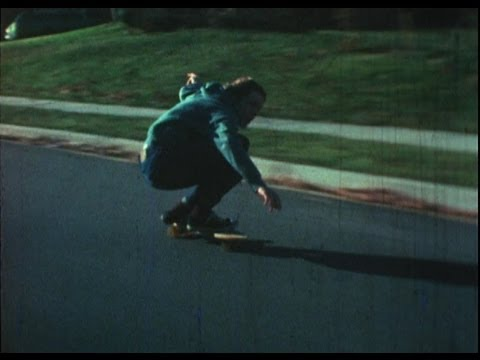 Old Skating Movies: Virginia and California, 1974-1976