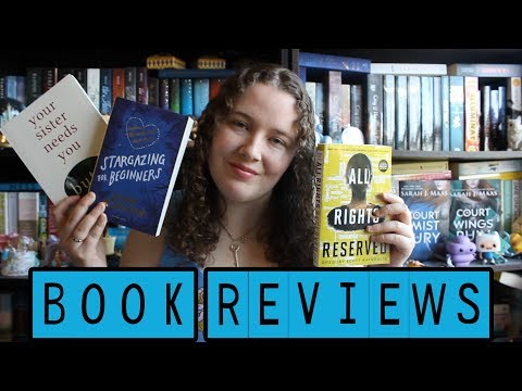 Book Reviews - All Rights Reserved, Stargazing For Beginners And More!