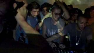 Thomas Bangalter / Busy P / DJ Mehdi / SoMe @ Cinespace - Raspberry Beret
