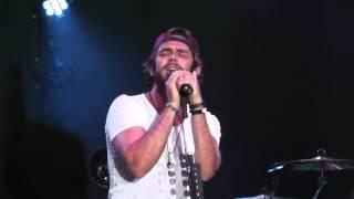 """Thomas Rhett - """"It Goes Like This"""" Live 2014 WI"""