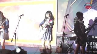 Geisha / Peterpan - Cobalah Mengerti ft Nidji - Arti Sahabat (@Juwitaband Cover)
