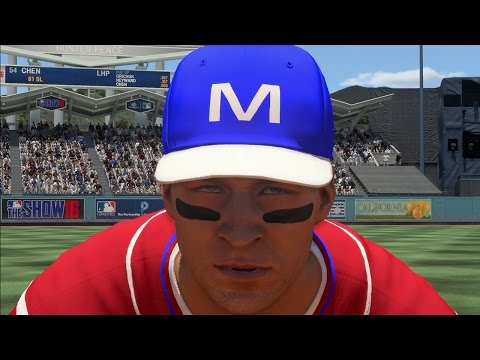 DIAMOND CAL RIPKEN JR HAS A CANNON!! | MLB THE SHOW 16 DIAMOND DYNASTY GAMEPLAY | Episode 8