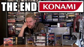 THE END OF KONAMI - Happy Console Gamer