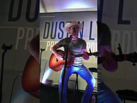 Dustin Lynch - Ridin' Roads 8/8/19