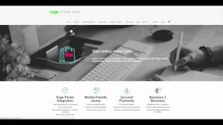 Sage eCommerce Integration Demo