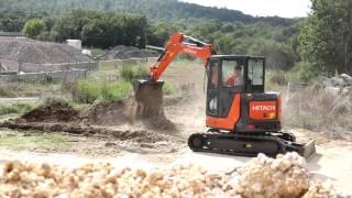 Hitachi mini excavators are...