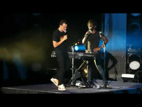 Super Mario World (w/intro & hype) - Logic Live @ Bill Graham Auditorium San Francisco, CA 7-16-17