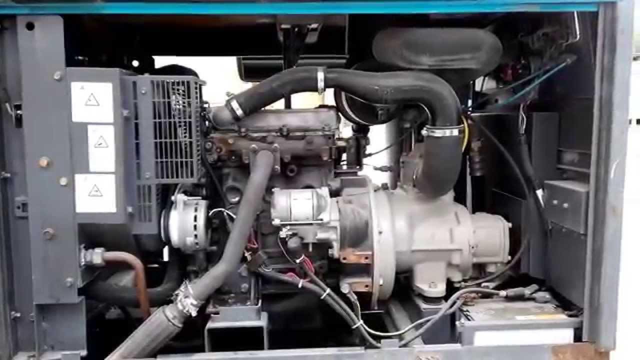 Аренда компрессора Airman