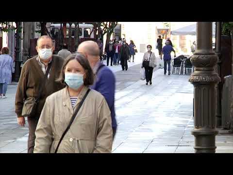 Coronavirus en Ourense 5 8 20
