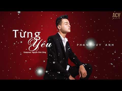 Từng Yêu - Beat Chuẩn ( Tone Nữ ) l Phan Duy Anh