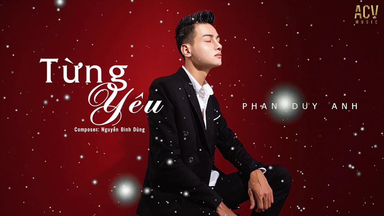 Từng Yêu - Beat Chuẩn ( Tone Nữ Cao ) l Phan Duy Anh