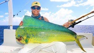 MAN OVERBOARD RESCUE! Marlin Fishing in ANTIGUA & BARBUDA!