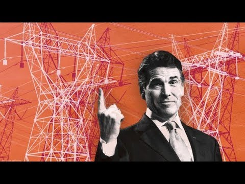 Will Rick Perry Use Grid Study to Push Coal?