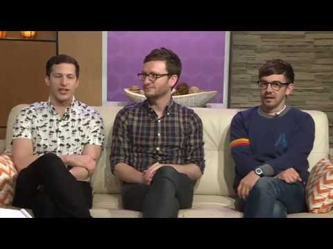 The Lonely Island dudes get emotional