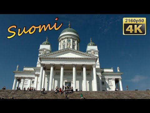 Helsinki, Center - Finland 4K Travel Channel